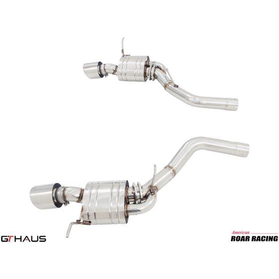 GTHAUS GTS Exhaust - Roar Super Racing series- S-4