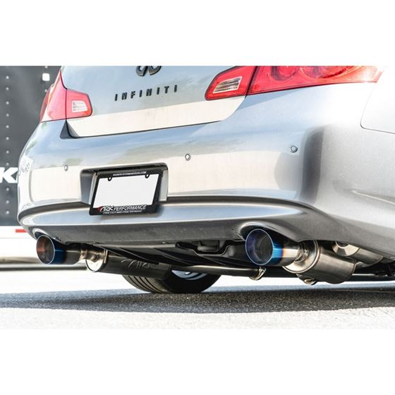 Ark Performance Grip Exhaust System (SM1103-0207-2
