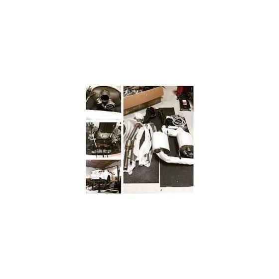 PPE Engineering Lexus IS - F True Dual Exhaust (-4