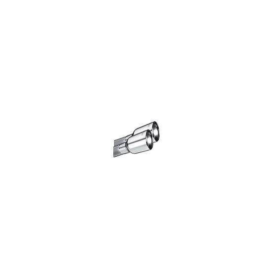 Borla Axle-Back Exhaust System - ATAK (11816)-2