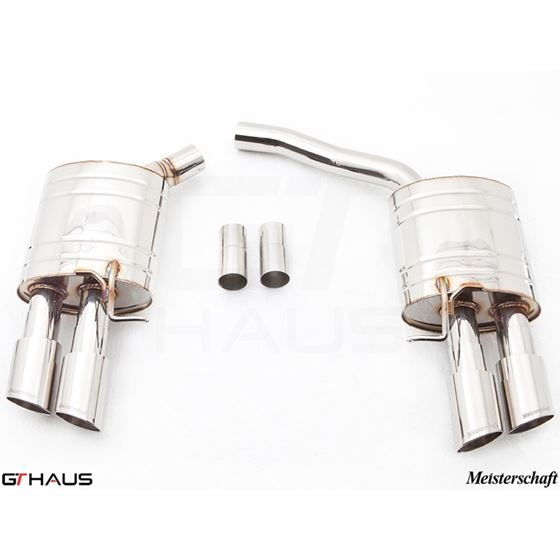 GTHAUS HP Touring Exhaust- Stainless- AU0821102-2