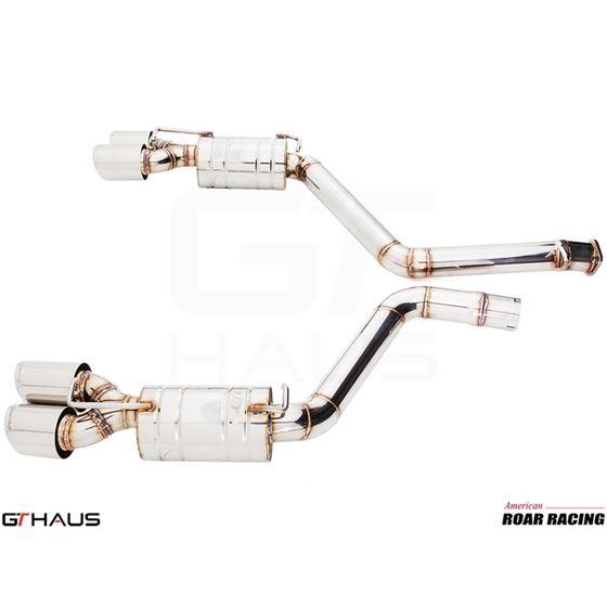 GTHAUS Roar Super Racing series GTS Exhaust - St-4