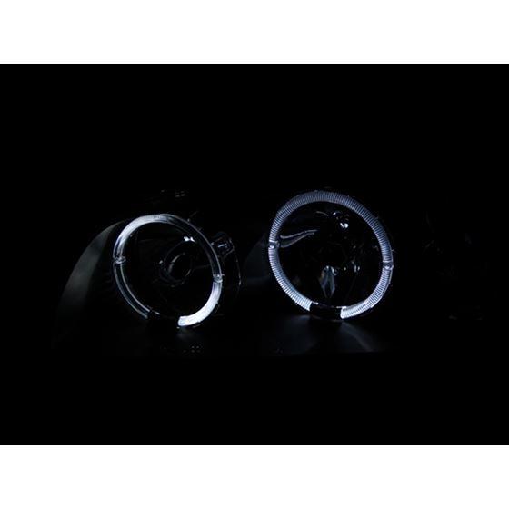 ANZO 2002-2003 Nissan Maxima Crystal Headlights-2