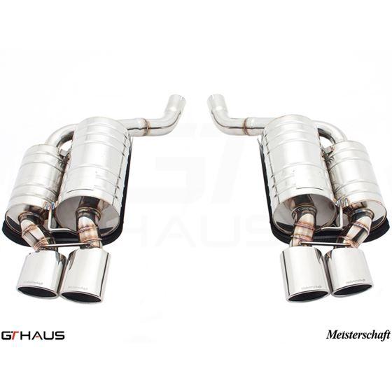 GTHAUS GT2 (Ultimate Performance)- Titanium- BM1-4