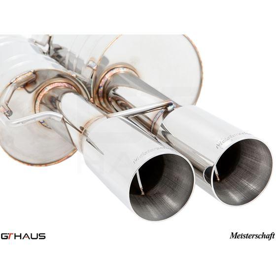 GTHAUS GT Racing Exhaust- Titanium- BM0922201-4