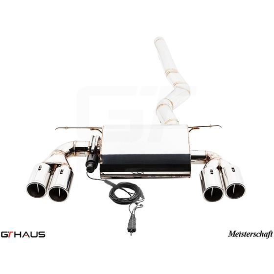GTHAUS GTC Exhaust (EV Control) Includes Optiona-4