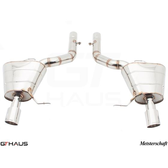 GTHAUS GTS Exhaust (Ultimate Performance)- Stain-2