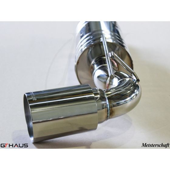 GTHAUS GTS Exhaust (Ultimate Track Performance)-4
