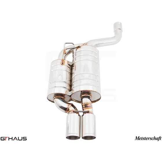 GTHAUS HP Touring Exhaust- Stainless- BM0731122-2