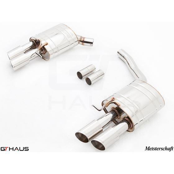 GTHAUS HP Touring Exhaust- Stainless- AU0821102-4
