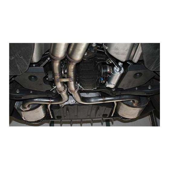 PPE Lexus IS - F True Dual Exhaust - Dual Mode M-2
