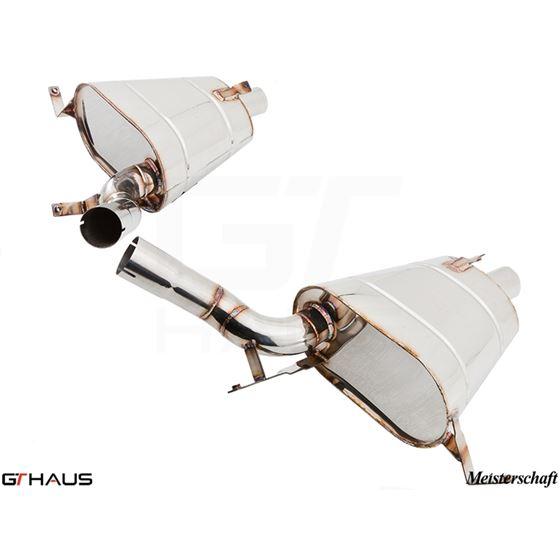 GTHAUS GT2 Racing Exhaust (Z8 forum edition)- St-2