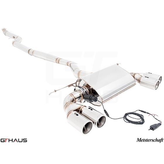GTHAUS GTC Exhaust (EV Control) Includes Optiona-2