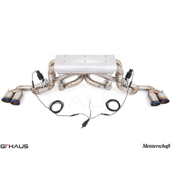 GTHAUS GTC Exhaust EV Control- Titanium- FE01126-2