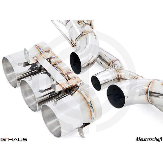 GTHAUS Super GT Racing Exhaust (Meist Ultimate v-4