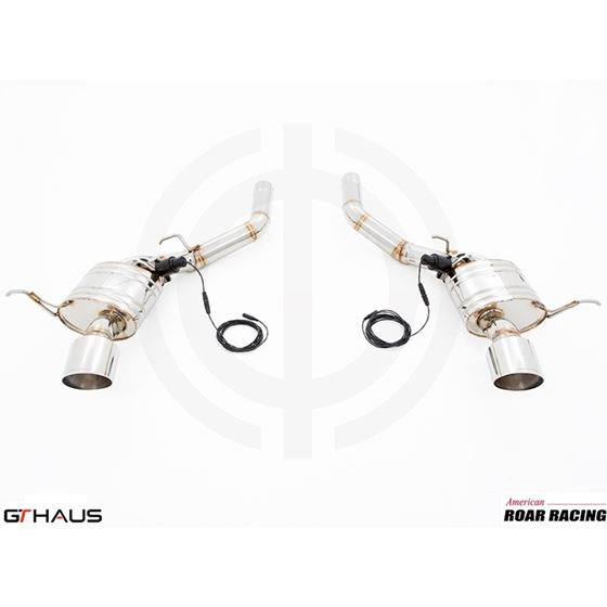 GTHAUS GTC Exhaust - Roar Super Racing series- S-2