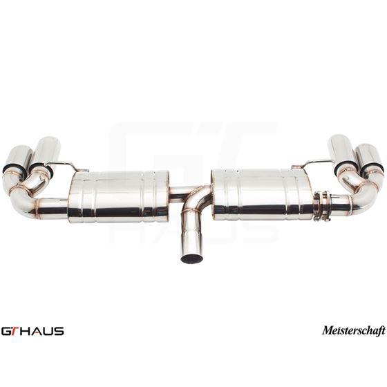 GTHAUS GTS Exhaust Ultimate Racing- Titanium- AU-2