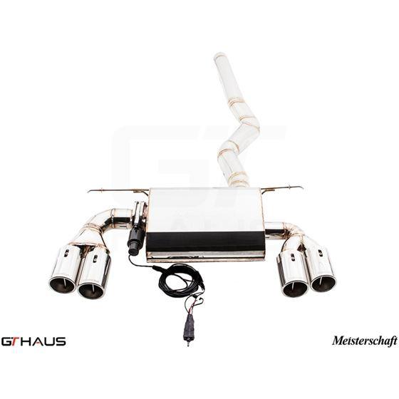 GTHAUS GTC Exhaust (EV Control) Includes Optiona-2