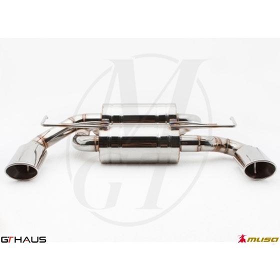 GTHAUS GTS Exhaust (Ultimate Sport Performance:-2