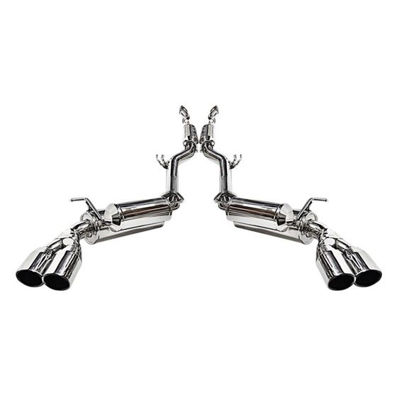 Ark Performance Grip Exhaust System (SM0702-0102-2