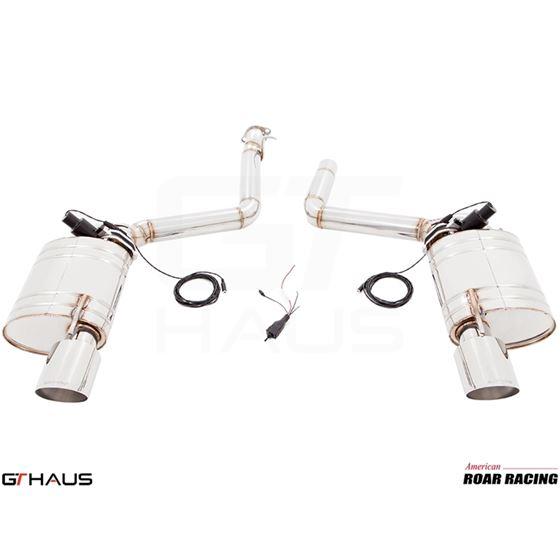 GTHAUS GTC Exhaust - Roar Super Racing series- S-2