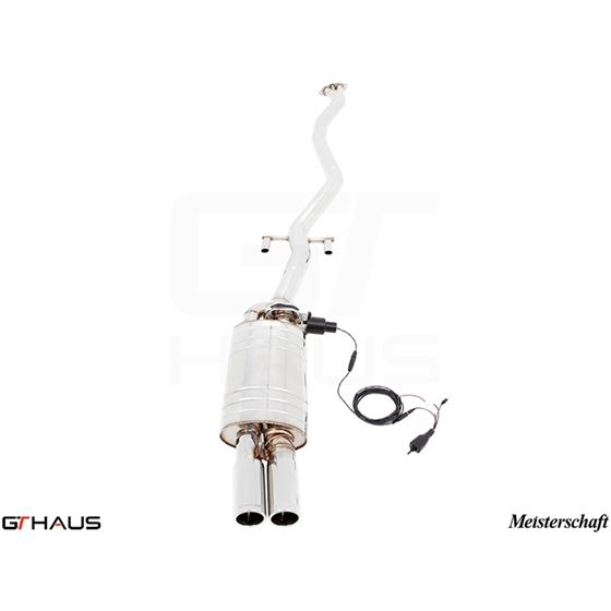 GTHAUS GTC Exhaust (EV Control) Full Cat-back- S-2