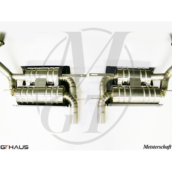 GTHAUS GTS Exhaust (Ultimate Sport Performance)-2