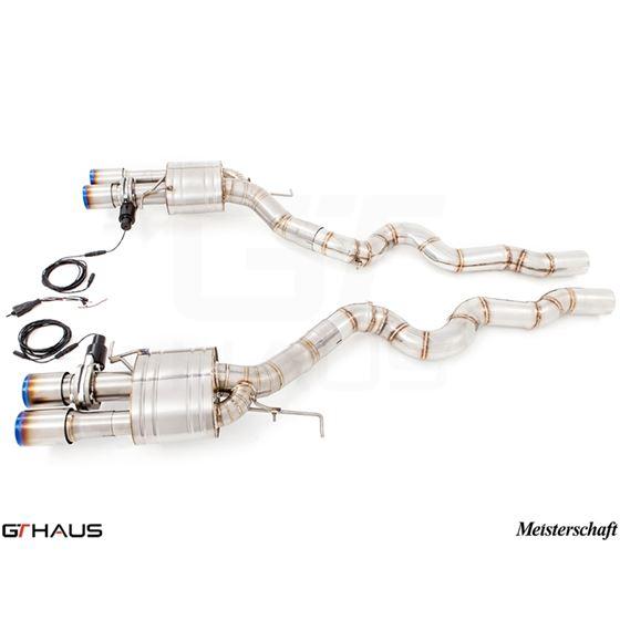 GTHAUS GTC Exhaust (EV Control) (Ti Rear Unit +-4