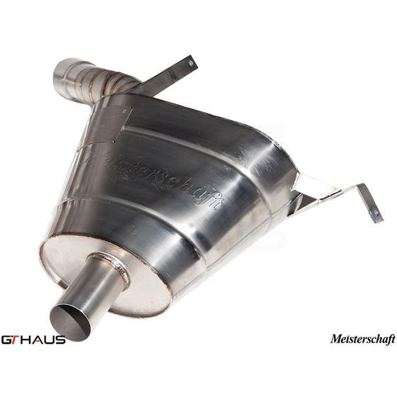 GTHAUS GT2 Racing Exhaust (Z8 forum edition)- Ti-2