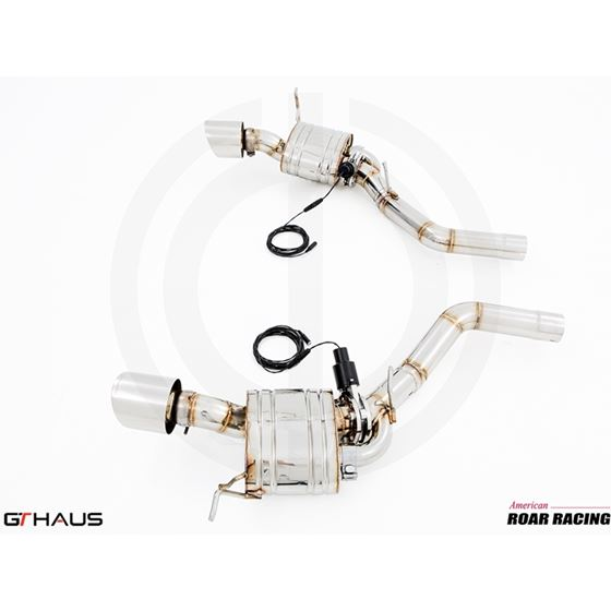 GTHAUS GTC Exhaust - Roar Super Racing series- S-4