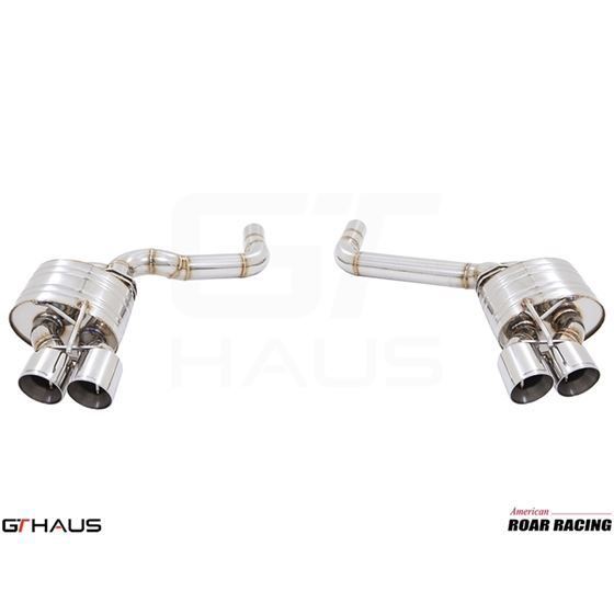 GTHAUS Roar Racing series GTS Exhaust (Factory c-4