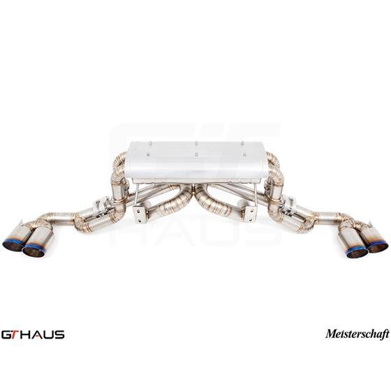 GTHAUS GT Racing Exhaust (Meist Ultimate version-2