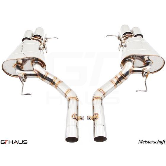 GTHAUS GTS Exhaust (Ultimate Performance)- Titan-2