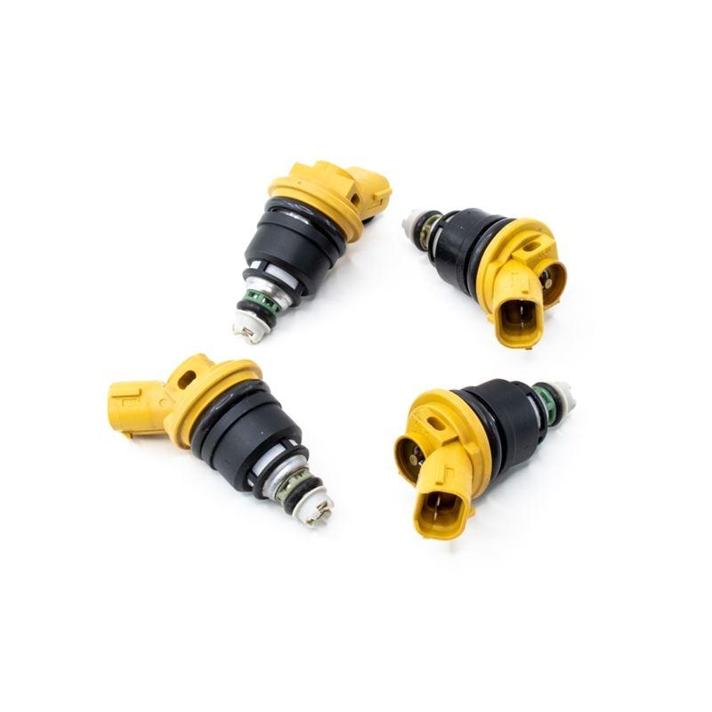 Deatschwerks Set of 4 1000cc Side Feed Injectors (