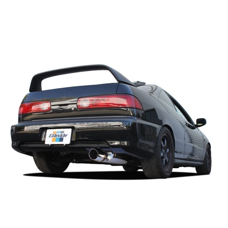 Greddy Supreme Exhaust System for Acura Integra (1
