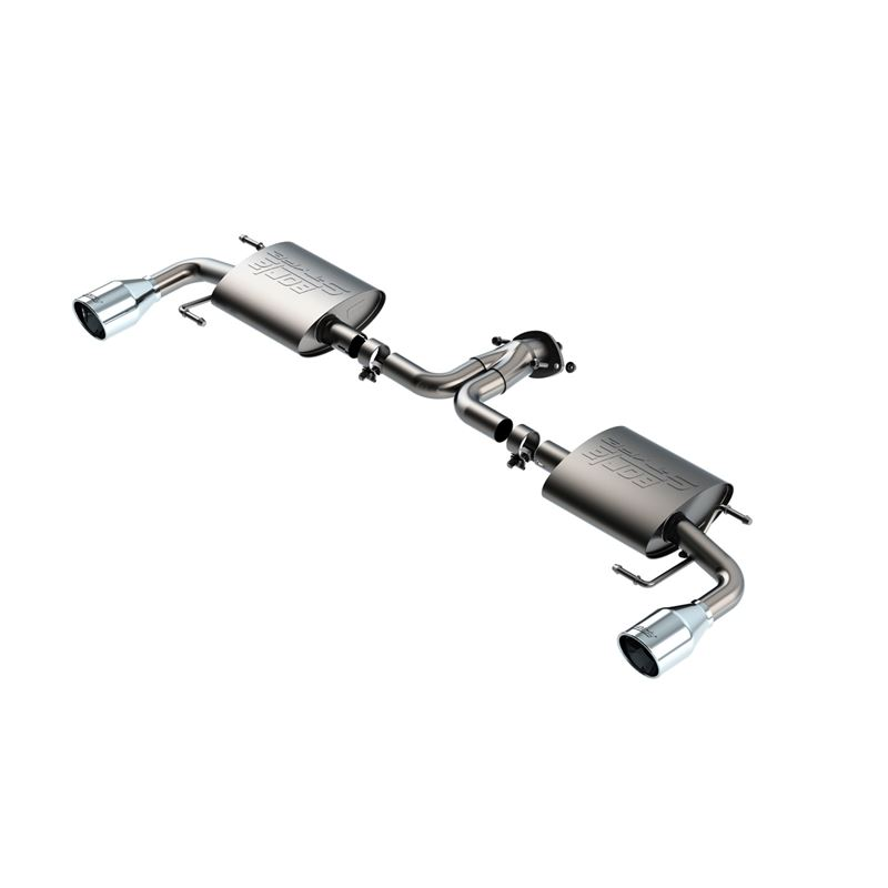 Borla Axle-Back Exhaust System S-Type for 2017-202