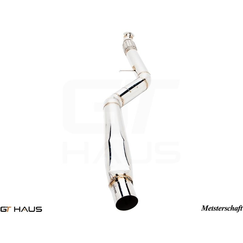 GTHAUS Optional Front Pipe (avoid cutting) for 340