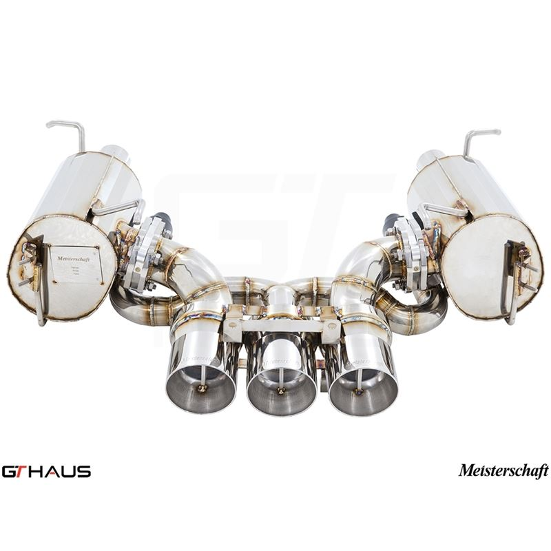 GTHAUS GTC Exhaust EV Control- Stainless- FE031163