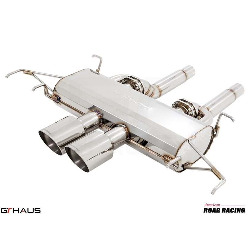 GTHAUS GTS Exhaust (Ultimate Sport Performance)- S