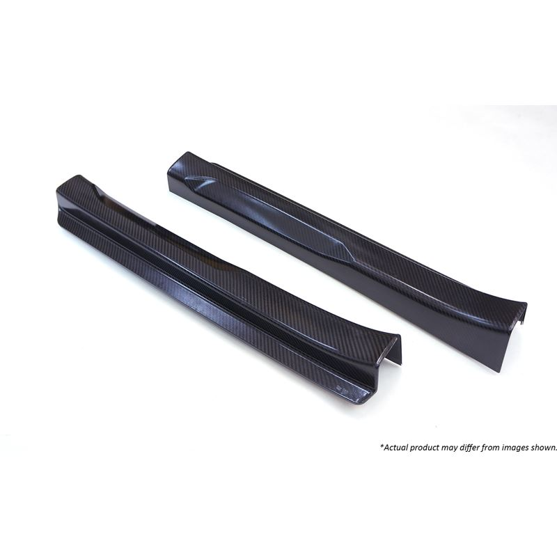 Revel Gt Dry Carbon Door Sill Cover (Left/Right) 2