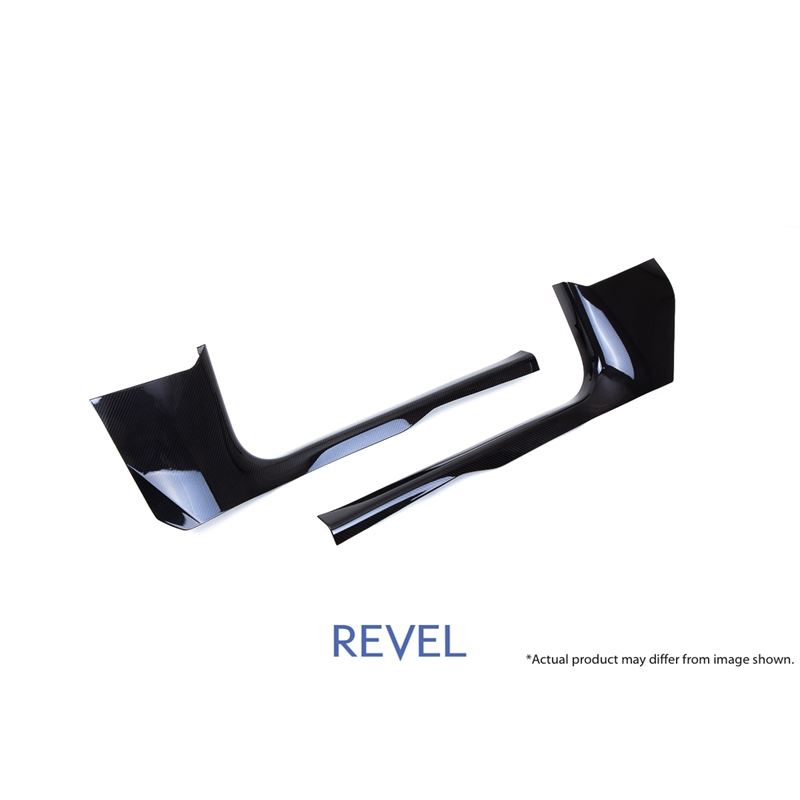 Revel GT Dry Carbon Door Sill Cover (Left and Righ