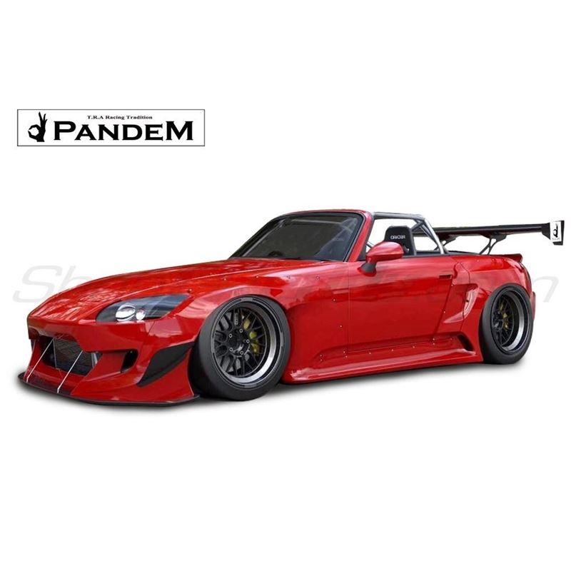 PANDEM S2000 FRONT BUMPER  (17050211)