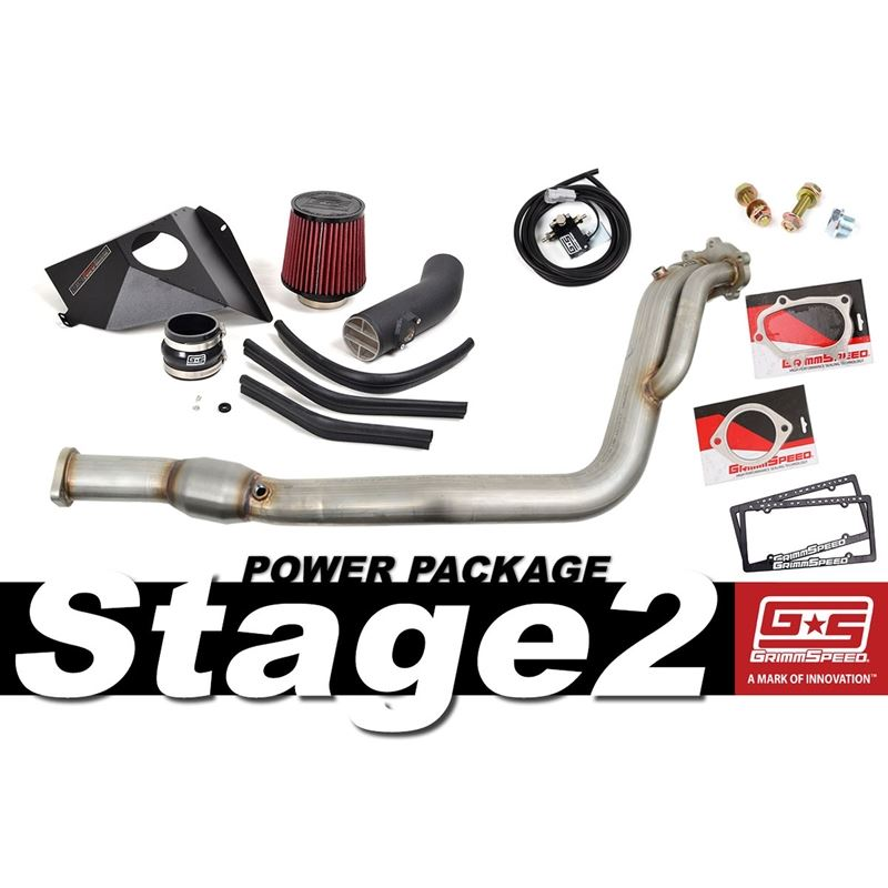 GrimmSpeed Stage 2 Power Package - 15+ Subaru STI