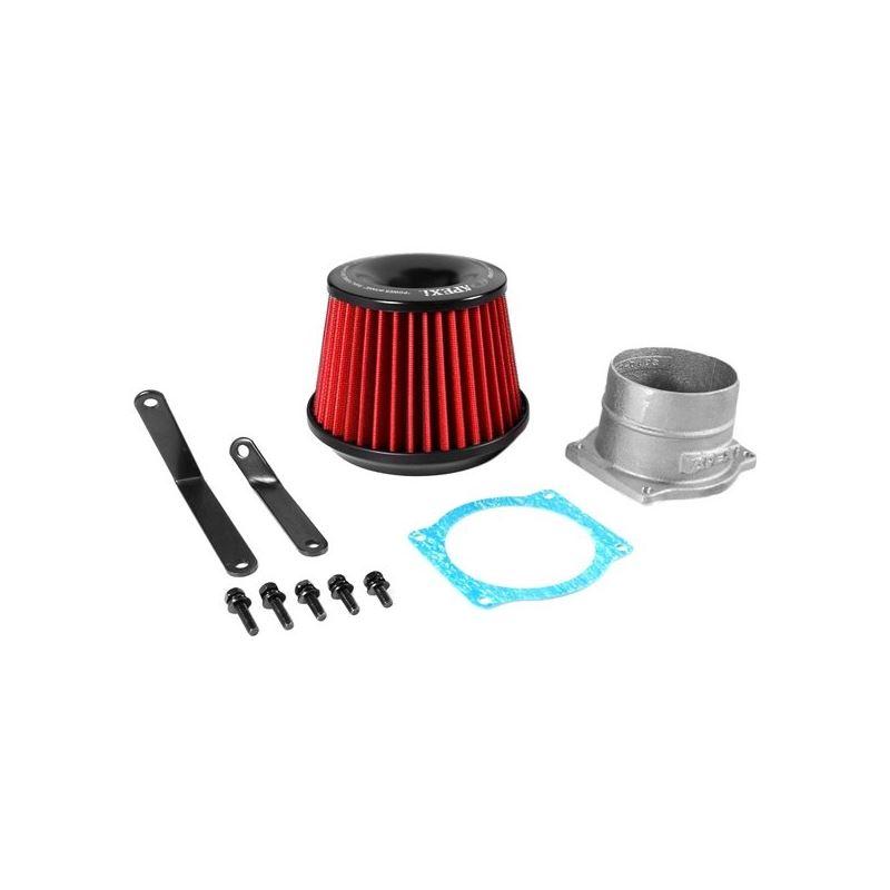 APEXi® 508-H004 - Power Metal Polished Short