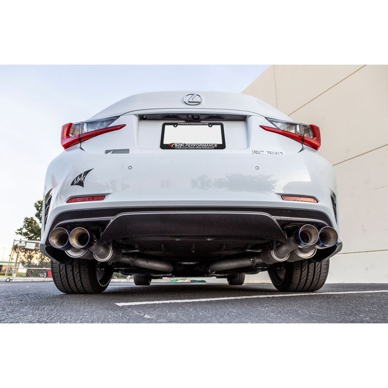 Ark Performance Grip Exhaust System (SM1501-0215G)