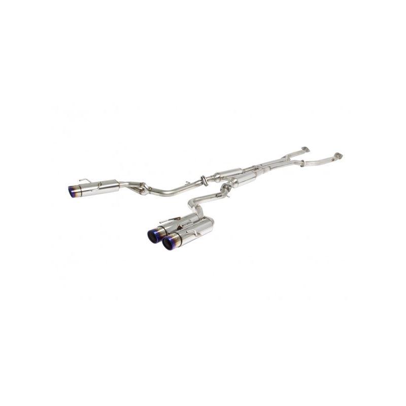 APEXi® 164KT213- N1 Evolution-X Exhaust Syste