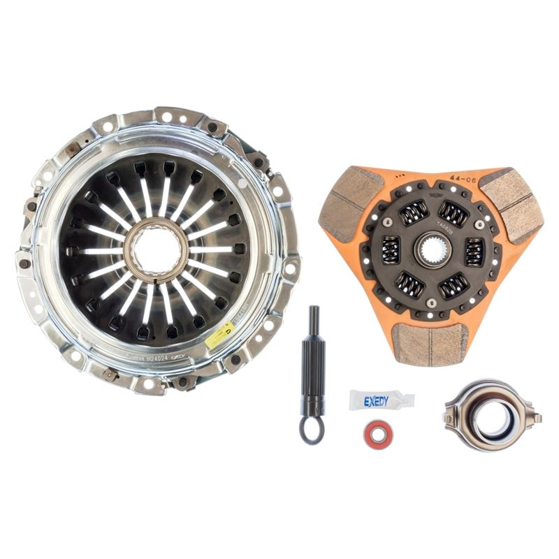 Exedy Stage 2 Cerametallic Clutch Kit (15951)
