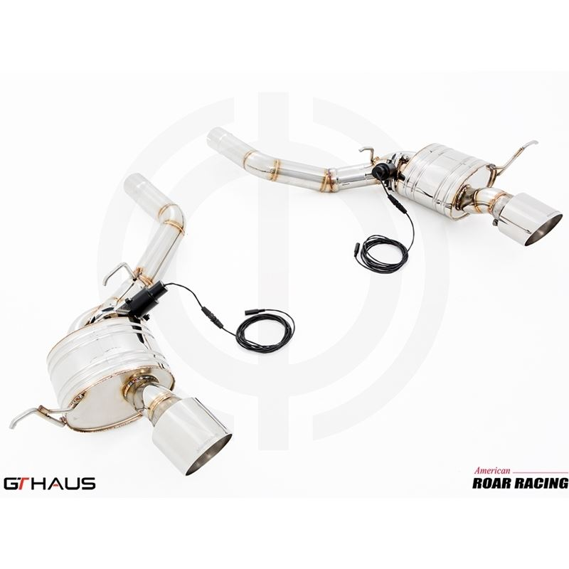 GTHAUS GTC Exhaust - Roar Super Racing series- Sta