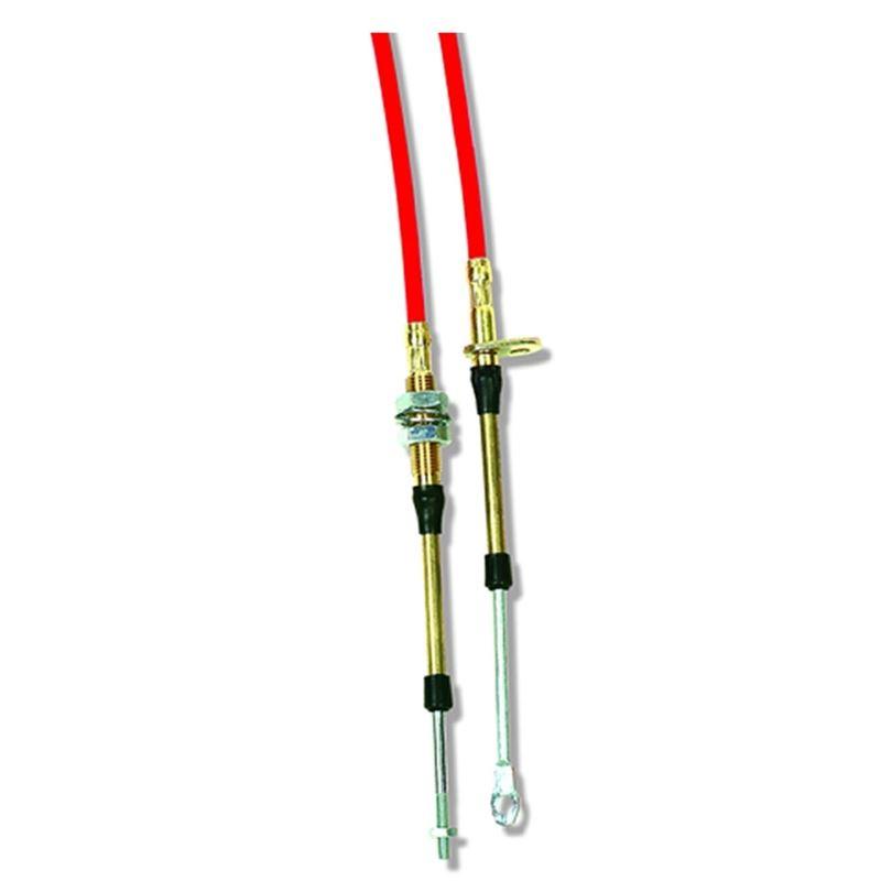 BM Racing Shifter Cable; Race-Super Duty 3 Feet (8