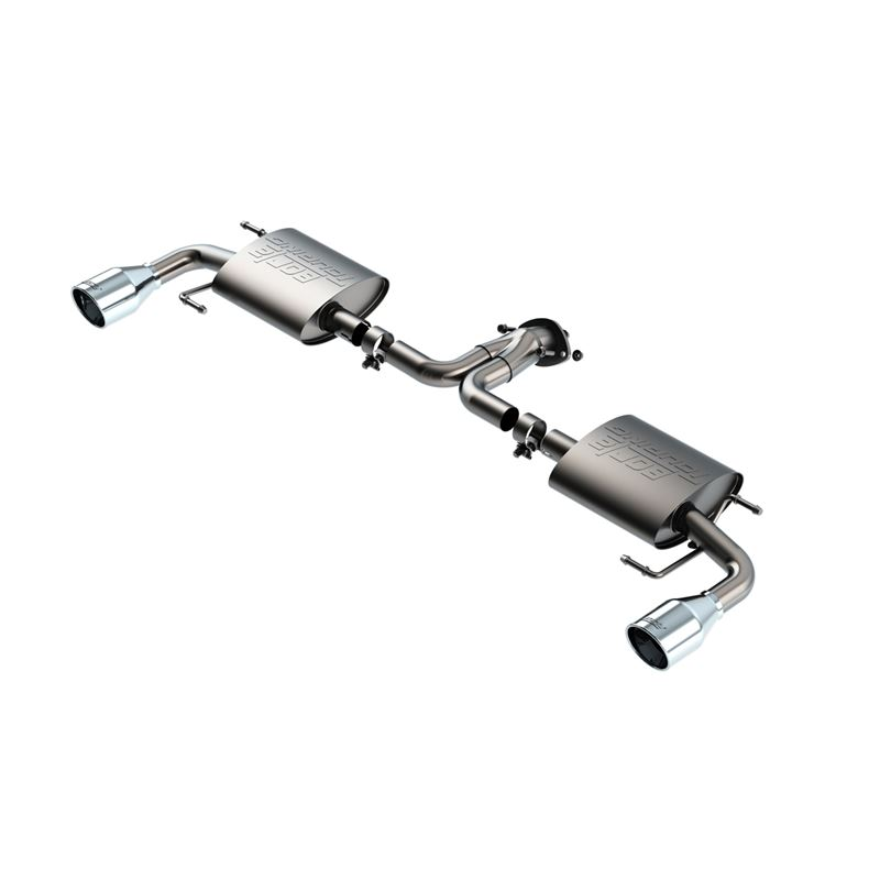 Borla Axle-Back Exhaust System Touring for 2017-20